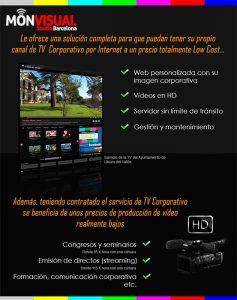 webtv producción audiovisual catalunya